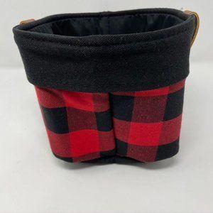 Buffalo Checkered Basket Red - Threshold